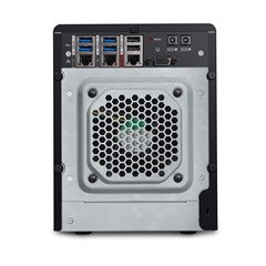 WD Sentinel DS6100 - Rear