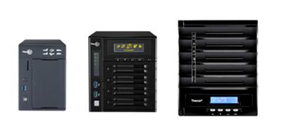 Thecus Windows Storage Server 2012 R2 Essentials NAS