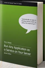 Run Any Application as a Service on Your server