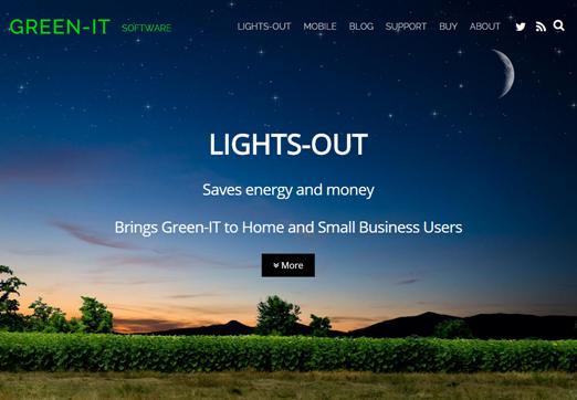 Lights-Out Website