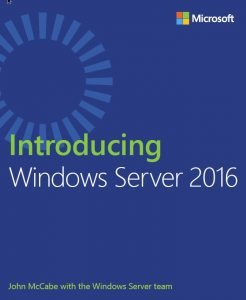Introducing Windows Server 2016 ebook